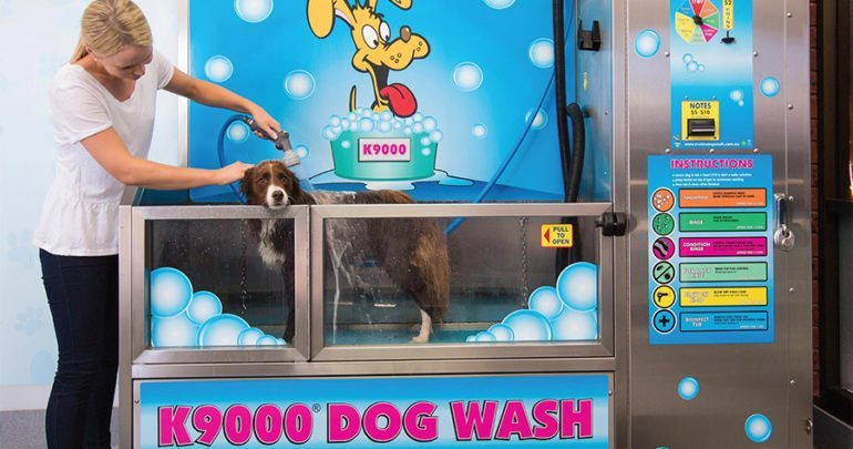 Dog Wash Coming End of April 2018
